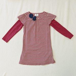 HANNA ANDERSSON Double Sleeve Dress